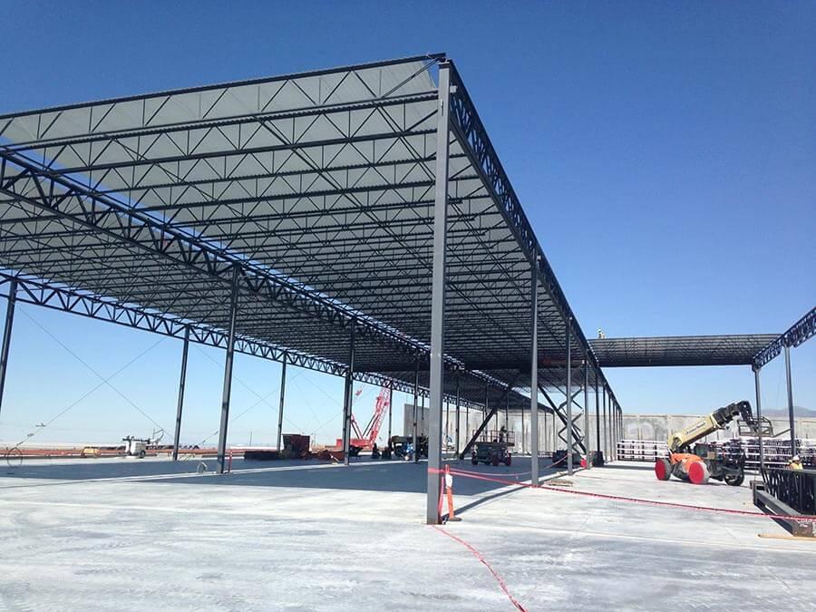 Cabela's Tooele Distribution Center 835 - SURE STEEL, INC