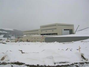 Climax Molybdenum Autoclave Restart Project