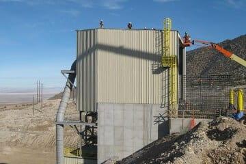 Barrick Gold Cortez Hills Mine - F Canyon Mine