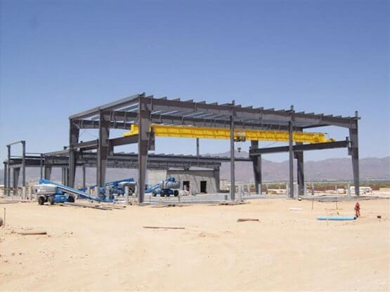 Fort Bliss Tactical Equipment Maintenance Facilities