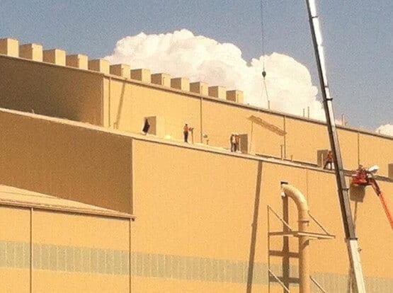 KUC Moly Autoclave Processing Plant