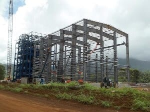 Kauai Biomass Power Plant