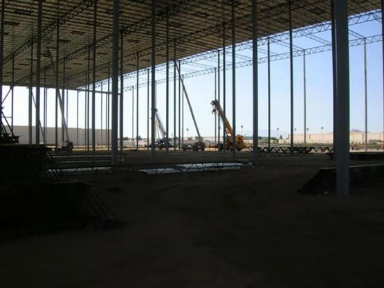 Ross MV Distribution Center Phase V