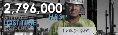 2.6 Million Hours