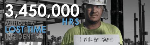 3.3 Million Hours
