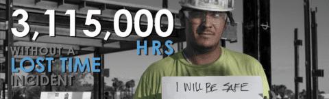 3.1 Million Hours